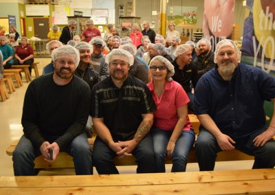 Rabine Paving MidAtlantic Employees Volunteer with Feed My Starving Children through Rabine Group Foundation